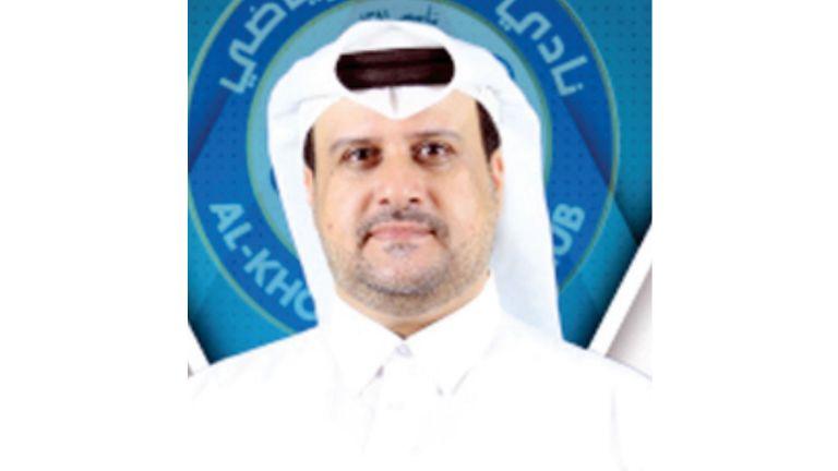 Photo of المهندي مديرًا عامًا لنادي الخور
