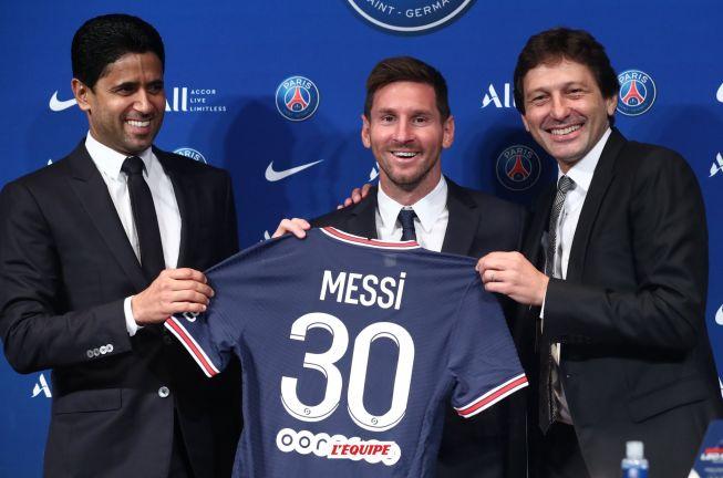 """Photo of ميسي: أحلم """"بإحراز لقب دوري الأبطال"""" مع سان جيرمان"""
