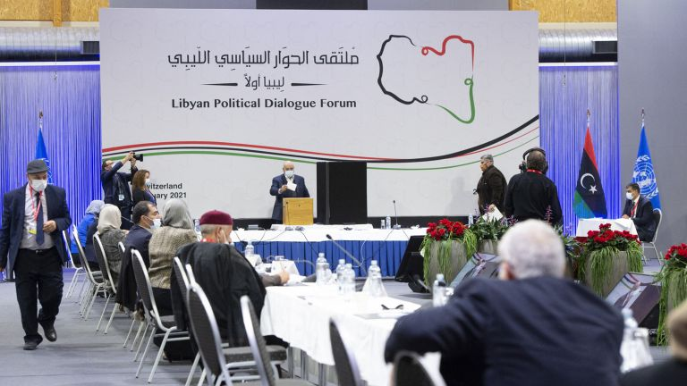 Photo of ليبيا: انتهاء اجتماع الحوار السياسي دون اتفاق