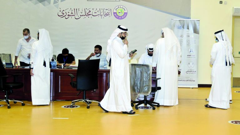 Photo of مطلوب تفعيل دور المتطوعين خلال انتخابات الشورى