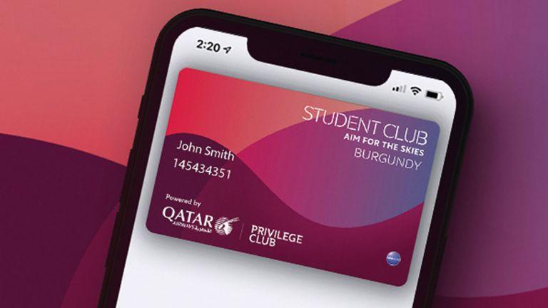 Photo of القطرية تدعو إلى الانضمام لعضوية نادي الطلاب