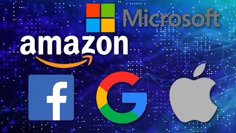 """Photo of القيمة السوقية لـ """"آبل"""" و""""فيسبوك"""" و""""ألفابت"""" تتجاوز آلاف المليارات"""