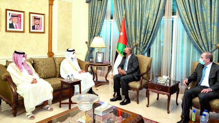 Photo of قطر والأردن تعززان العلاقات وأواصر الصداقة