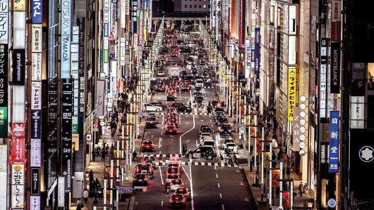 Photo of نمو الفائض التجاري لليابان