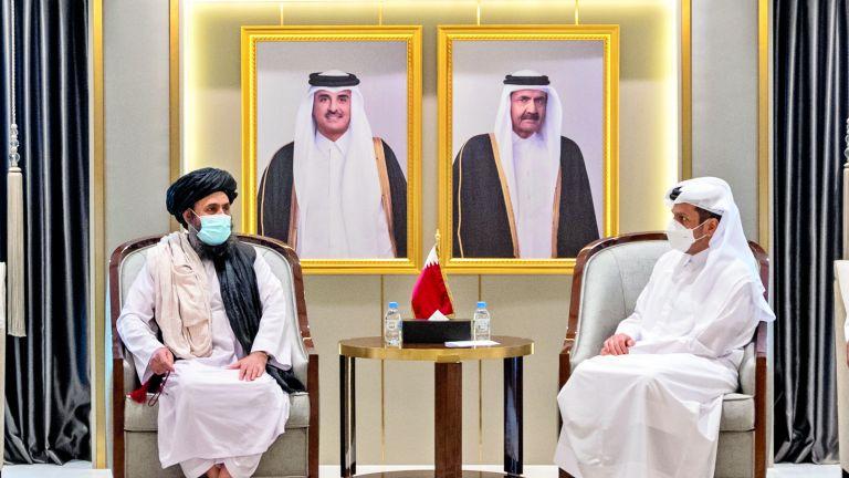 Photo of قطر وطالبان تستعرضان التطورات في أفعانستان