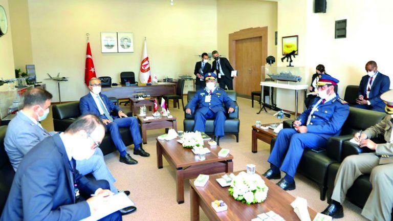 Photo of قطر وتركيا تستعرضان العلاقات العسكرية