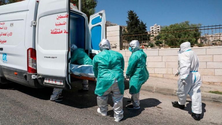 Photo of الصحة الفلسطينية: الوضع الوبائي يزداد سوءا