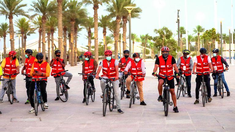 Photo of الهلال الأحمر يطلق تحدي «سباق الإنسانية»
