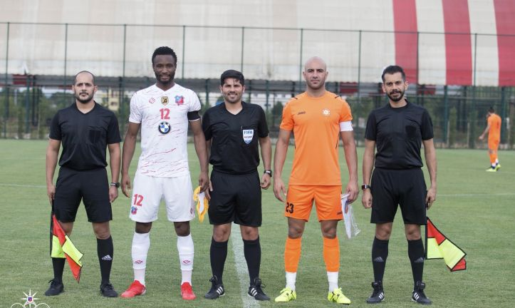 Photo of أم صلال يخسر أمام الكويت