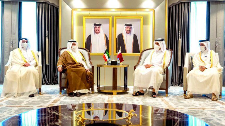 Photo of تجمعنا مع الكويت علاقات تاريخية راسخة ومستقبل واعد