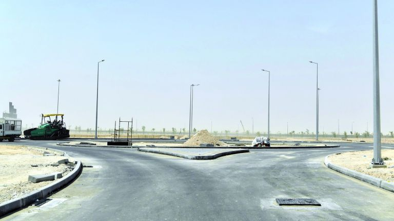 Photo of الراية ترصد تطوير مرافق غرب وجنوب سميسمة