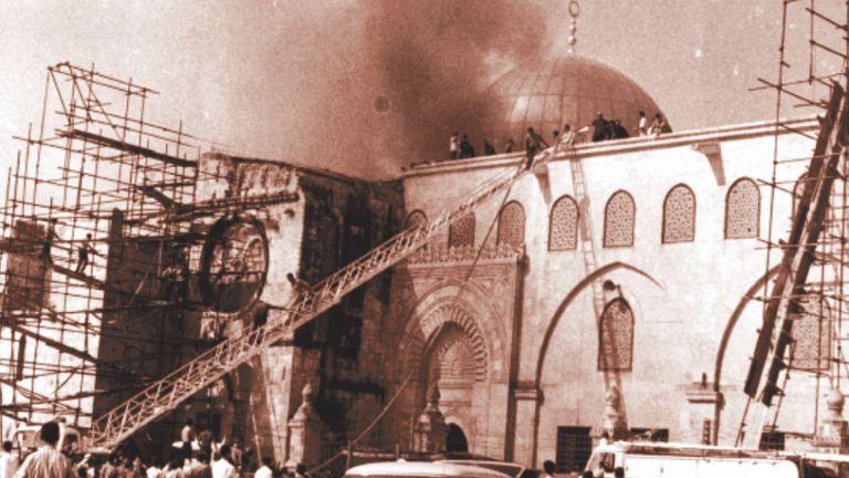 Photo of حريق الأقصى .. ذكرى مشؤومة وخطر متصاعد