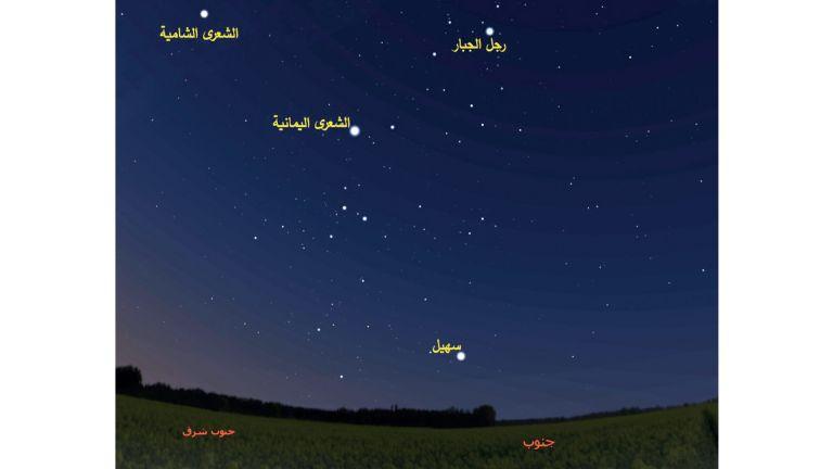 Photo of طلوع نجم سهيل في سماء قطر غدًا