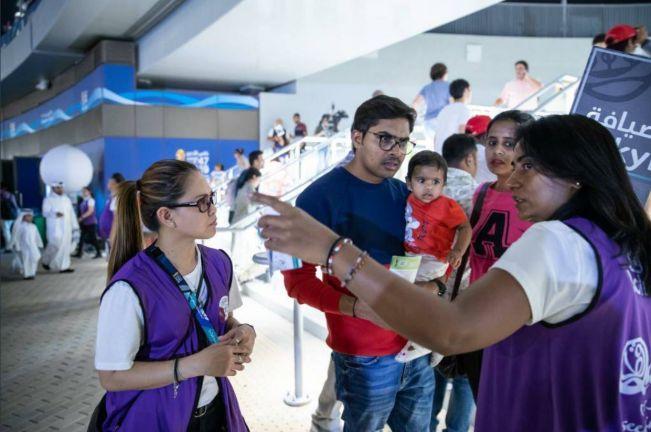 Photo of العليا للمشاريع والإرث: أكثر من 380 ألف طلب انضمام لبرنامج التطوع في مونديال قطر 2022