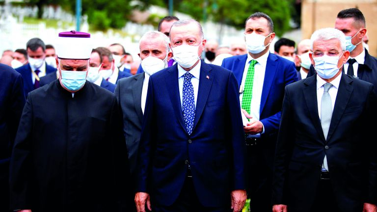 Photo of أردوغان: طالبان عرضت علينا تشغيل مطار كابول