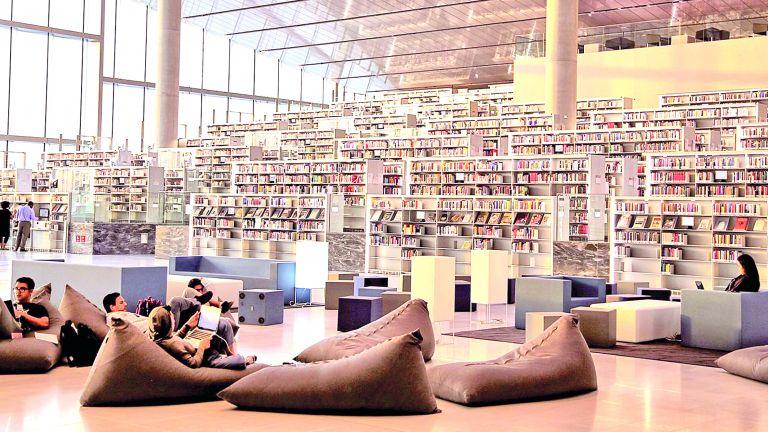 Photo of المكتبة الوطنية تواصل مسيرتها في إحياء الكتابة العربية