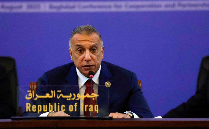 Photo of الكاظمي يؤكد أن العراق واجه تحديات كبيرة ويسعى لتجاوزها بمساعدة جيرانه