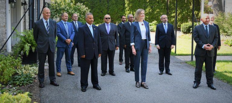 Photo of وزارة الشؤون الدولية الكندية تقيم حفل استقبال بمناسبة انتهاء فترة عمل سفير قطر