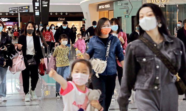 Photo of 66.4 % نموّ صناعة الطيران في الصين