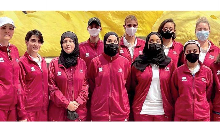 Photo of تدريبات قوية لسيدات «السلة» في تركيا