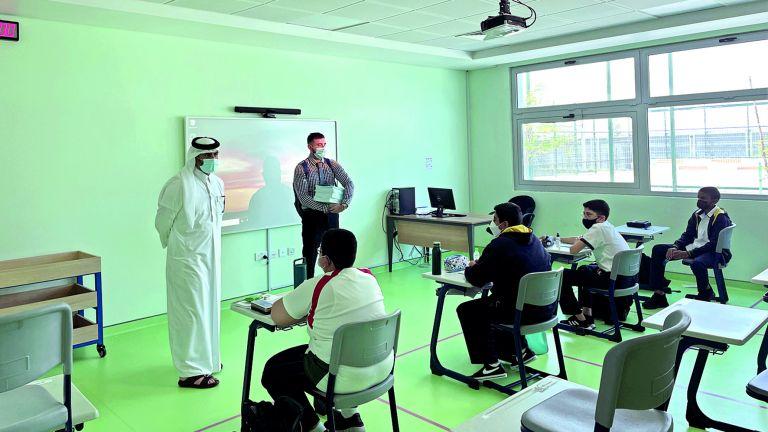 Photo of زيارات ميدانيّة للمدارس ورياض الأطفال الخاصة