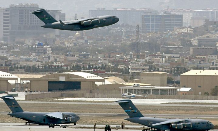 Photo of أمريكا تسحب آخر جنودها من أفغانستان