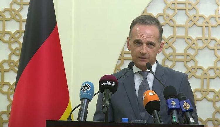 Photo of وزير الخارجية الألماني:أشكر دولة قطر على توليها دورًا رائدًا في عمليات الإجلاء بأفغانستان