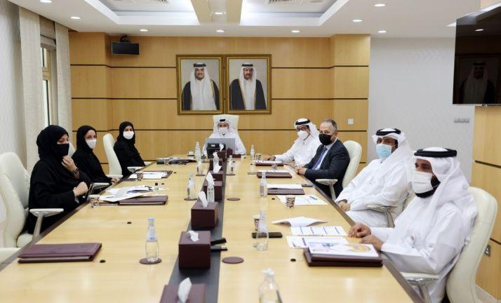 Photo of مجلس أمناء جائزة التميز العلمي للدورة الـ15 يعقد اجتماعه الأول