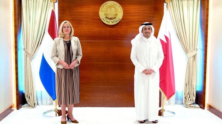 Photo of قطر وهولندا تبحثان العلاقات والأوضاع بأفغانستان