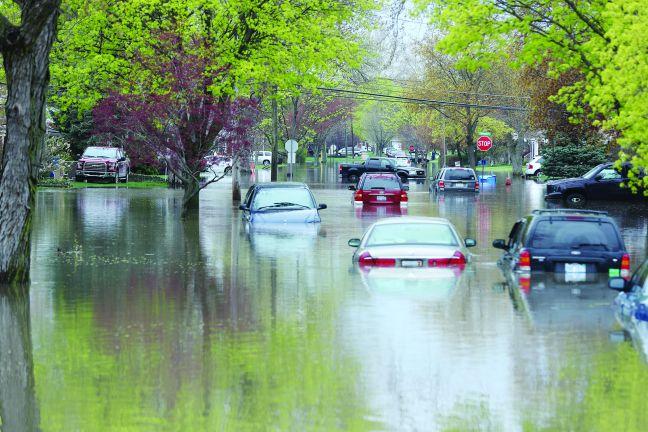 Photo of إعلان حالة الطوارئ في نيويورك بسبب الفيضانات