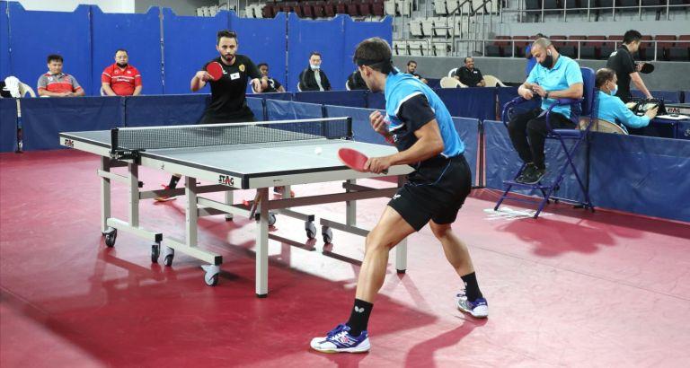 Photo of نادي قطر يفوز على العربي بدوري الرجال لكرة الطاولة