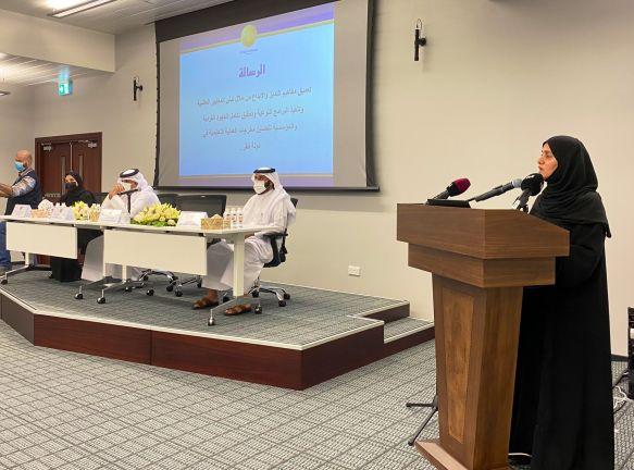 Photo of إدراج الطلاب القطريين الدارسين بالخارج ضمن جائزة التميز العلمي