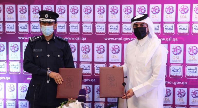 """Photo of مؤسسة دوري نجوم قطر توقع اتفاقية تعاون مع مبادرة """"أنت مهم"""""""