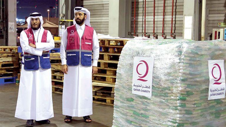 Photo of قطر الخيريّة تقدم مساعدات إغاثية عاجلة للشعب الأفغاني