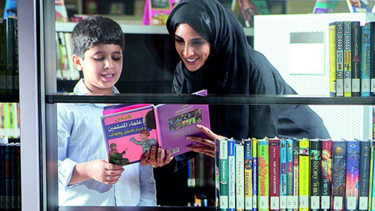 Photo of مكتبة الأطفال بيئة مثالية للتعلم خارج الفصل الدراسي