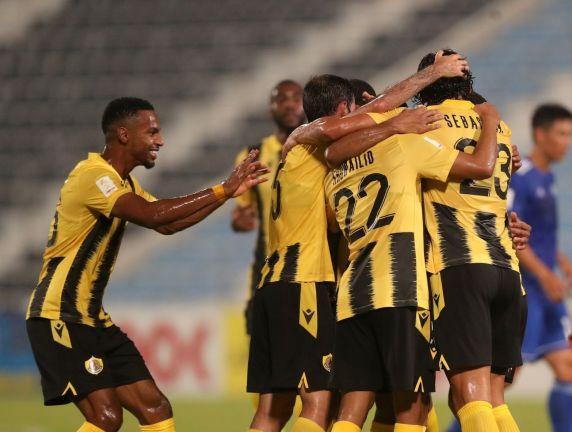 "Photo of بطولة ""كأس أريدُ"": نادي قطر يفوز على الخور بهدفين مقابل هدف"