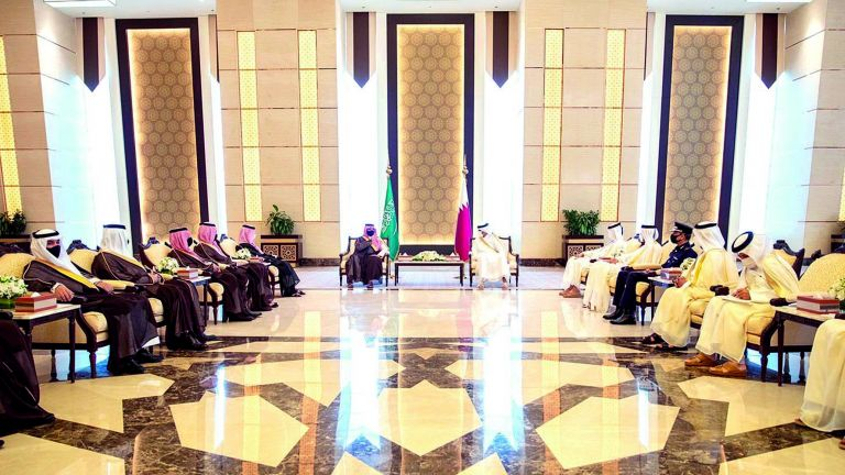 Photo of قطر والسعودية تعززان التعاون في مكافحة الإرهاب