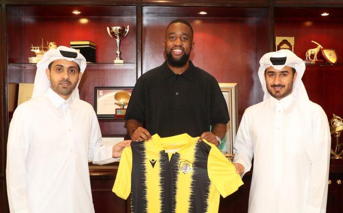 Photo of نادي قطر يعلن تعاقده رسميا مع البلجيكي إسحاق مبينزا