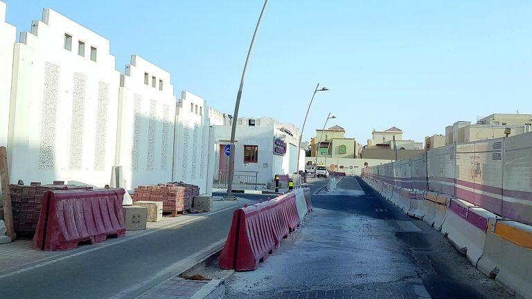 Photo of مطالب بإنجاز المشاريع المحيطة بمدارس الثمامة