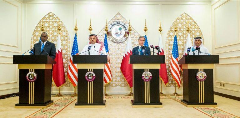 Photo of وزير الدولة لشؤون الدفاع: العلاقات بين قطر والولايات المتحدة قوية ومستمرون في التنسيق فيما يتعلق بأفغانستان