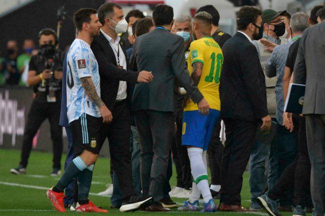 """Photo of """"فيفا"""" يفتح تحقيقا في إلغاء مباراة البرازيل والأرجنتين"""