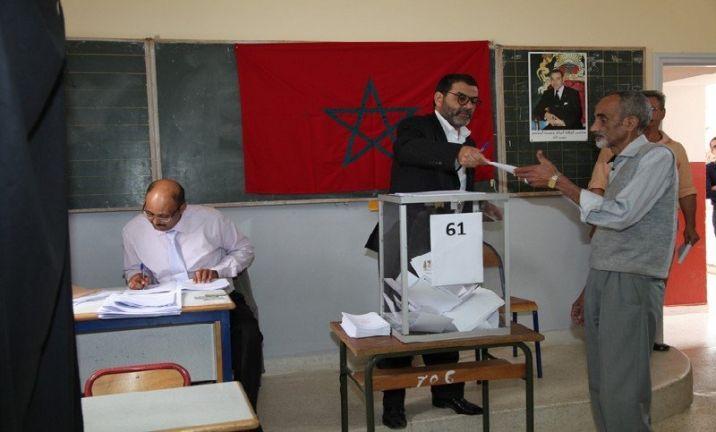 Photo of انطلاق عملية الاقتراع في الانتخابات التشريعية والبلدية بالمغرب