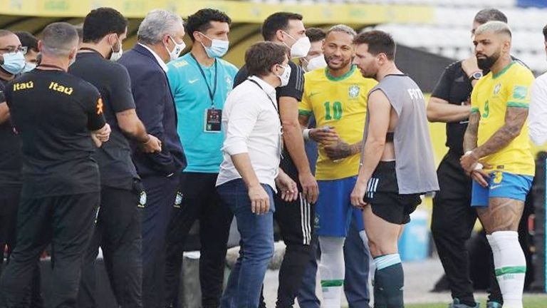 Photo of حذرنا الأرجنتين من مشاركة الرباعي