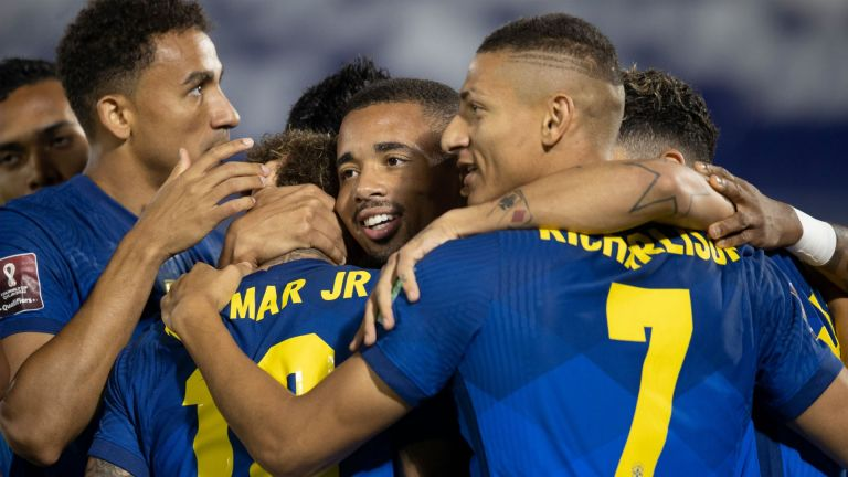 Photo of منتخبا البرازيل والأرجنتين يفتحان صفحة على طريق قطر 2022