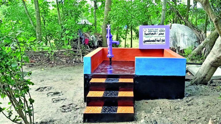Photo of قطر الخيرية توفر مياه الشرب لـ 96 ألف بنجلاديشي