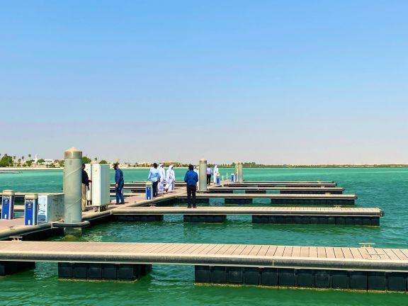 Photo of وضع اللمسات الأخيرة لافتتاح أكبر مشروع توسعة لموانئ الصيد في قطر