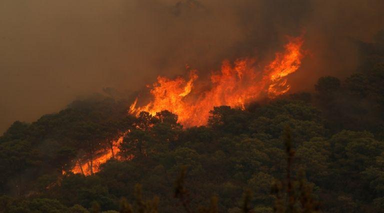 Photo of إسبانيا: حريق غابات ضخم يجبر المئات على الفرار
