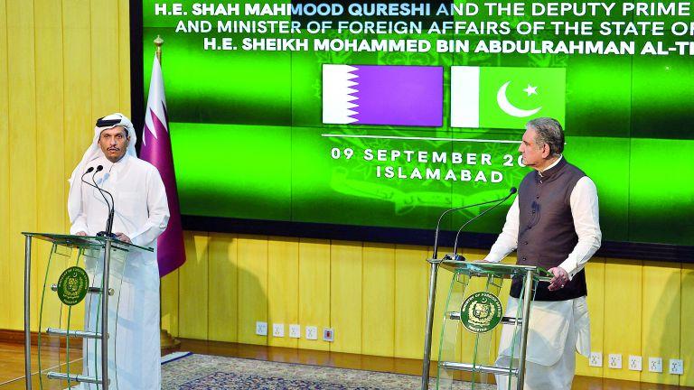 Photo of رؤية قطرية باكستانية مشتركة لاستقرار أفغانستان
