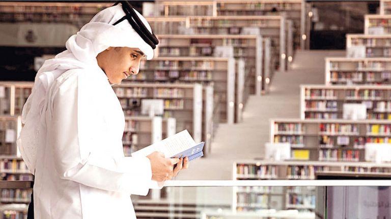 Photo of الأطفال يكتبون الشعر في المكتبة الوطنية