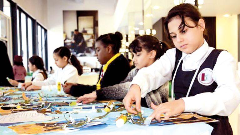 Photo of خدمات بحثيّة وفعاليات تعليمية بمتاحف قطر